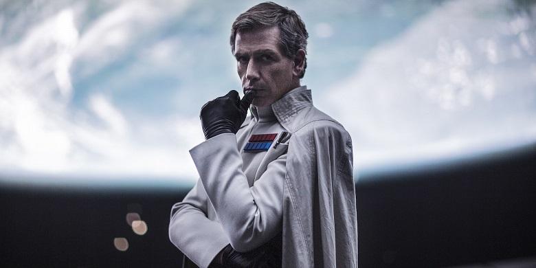 Krennic nem fog bekerülni a Star Wars legjobb gonosztevői közé...