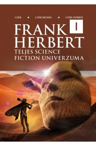 Frank Herbert teljes science fiction univerzuma I.