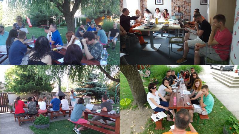 SZINT előadások (Fotók: Szélesi Sándor, Orosz Adél, Letya)