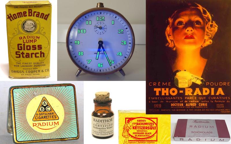 Radioaktív termékek