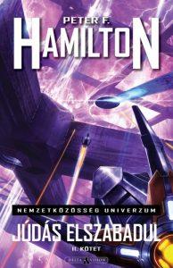 Peter F. Hamilton: Júdás elszabadul II. kötet