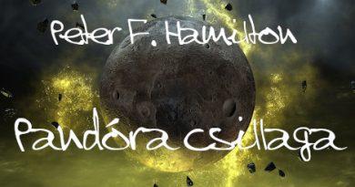 Peter F. Hamilton: Pandóra csillaga